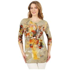 MILANO Design Shirt 'Marcia' multicolor