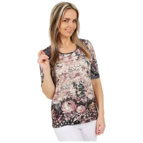 MILANO Design Shirt 'Alice' multicolor