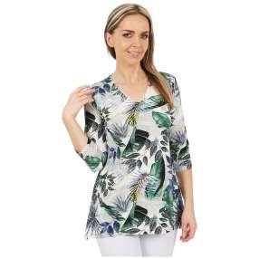 MILANO Design Longshirt 'Carla' multicolor