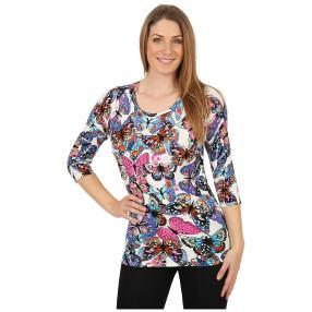 IMAGINI Feinstrick-Pullover 'Cetona' multicolor