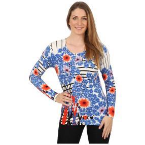 IMAGINI Feinstrick-Pullover 'Cersula' multicolor