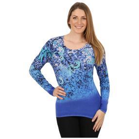 IMAGINI Feinstrick-Pullover 'Cirella' multicolor