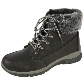 NORWAY ORIGINALS Damenboots schwarz