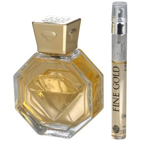 Fine Gold 999.9 women Eau de Parfüm 100ml + 10ml