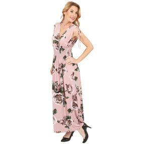 Damen-Sommerkleid 'Flowers' multicolor