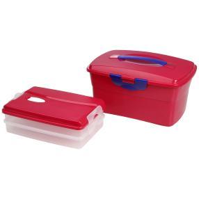 Aufbewahrungsboxenset 3-teilig