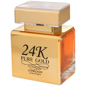24K Pure Gold women, EdP 100 ml