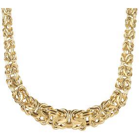 Königskette 585 Gelbgold, ca. 45 cm
