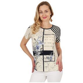 Damen-Shirt 'Beaufort' multicolor