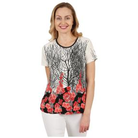 Damen-Shirt 'Reno' multicolor