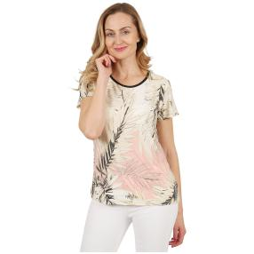Damen-Shirt 'Malibu' multicolor