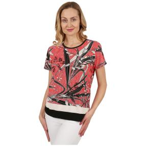 Damen-Shirt 'Naples' multicolor