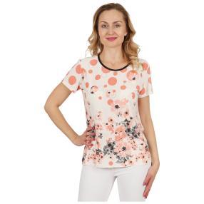 Damen-Shirt 'Rosewood' multicolor