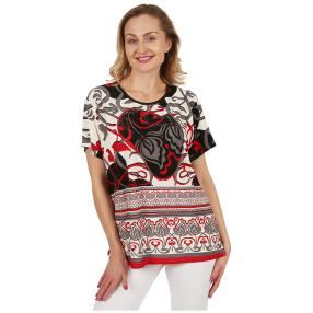 Damen-Shirt 'Daytona' multicolor
