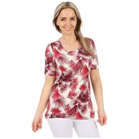MILANO Design Shirt 'Livia' multicolor
