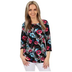MILANO Design Longshirt 'Rachele' multicolor