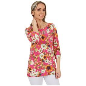 MILANO Design Longshirt 'Belvina' multicolor