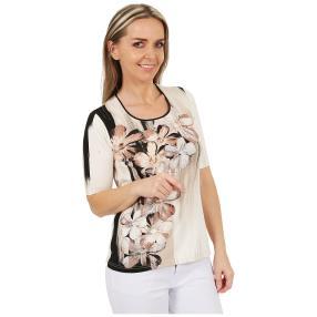 MILANO Design Shirt 'Loredana' multicolor