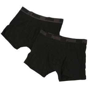 2er Pack PUMA Boxershort, schwarz