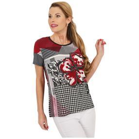 Damen-Shirt 'Montalivet' multicolor