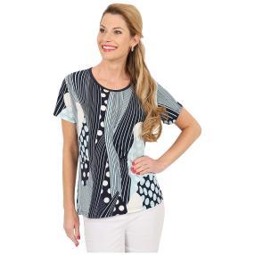 Damen-Shirt 'Royan' multicolor