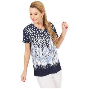Damen-Shirt 'Avignon' multicolor