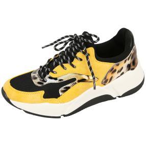 Claudia Ghizzani Sneaker gelb