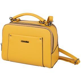 CHARM Fashionbag ockergelb