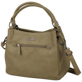 CHARM Fashionbag olivgrün