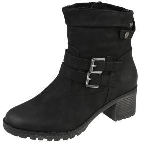 Relife® Damen-Stiefeletten schwarz