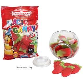 Gommosi Erdbeeren XXL 1kg