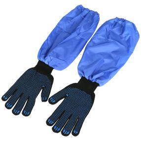1 Paar Ärmel-Handschuhe