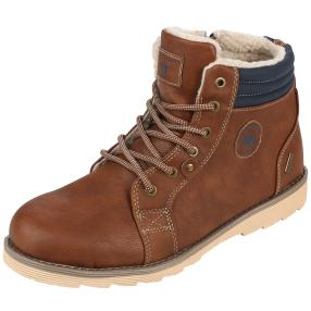 Lico Boots Nepal braun marine COMFORTEX