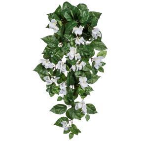 Bougainvillea-Hänger, weiß, 70cm