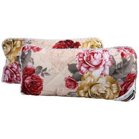 Stoffhanse Kissen 40 x 80 cm, 2er Set floral
