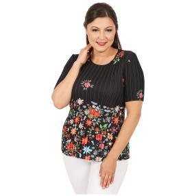 Jeannie Plissee-Shirt 'Danila' multicolor (36-48)