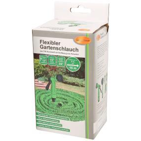 Flexibler Gartenschlauch 15 m