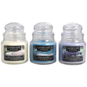 Candle-Lite Duftkerzen Provence, 3er Set