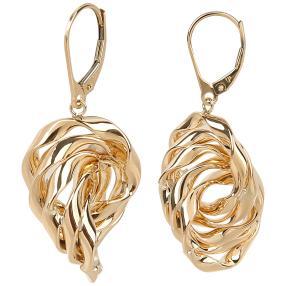 Ohrhänger 585 Gelbgold