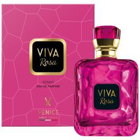 VENICE VIVA Rosa women Eau de Parfum 100ml