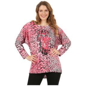 ManouLenz Oversize Shirt 'Traumfänger' multicolor