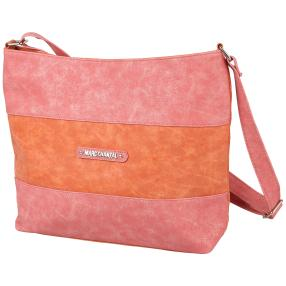 Marc Chantal Fashionbag orange rose