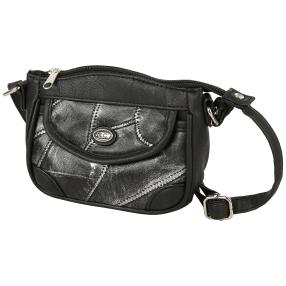 Marc Chantal Patch-Set Metallic schwarz