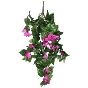 Bougainvillea-Hänger, pink, 70cm