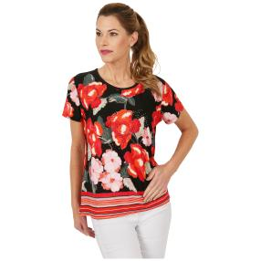 Damen-Shirt 'Sonja' multicolor