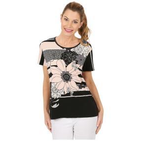 Damen-Shirt 'Alexandra' multicolor