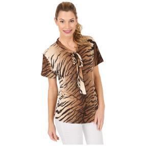 Damen-Shirt 'Sara' braun