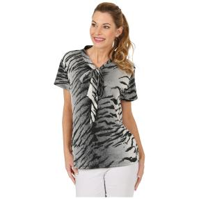 Damen-Shirt 'Sara' grau