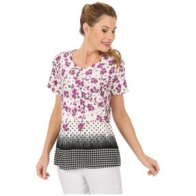 Damen-Shirt 'Laura' multicolor