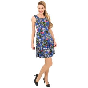Damen-Kleid 'Penelope' multicolor